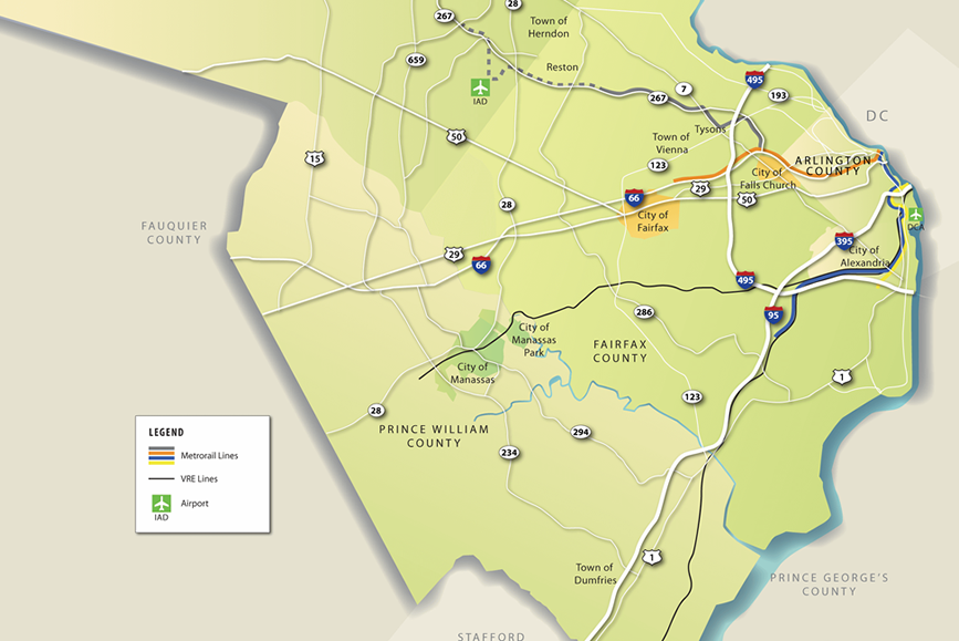 Northern Virginia Transportation Authority Launches Long Range Transportation Plan Update