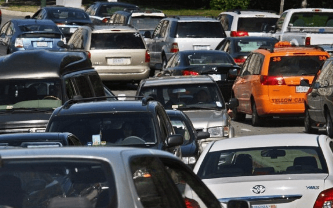 Survey: People have negative views of I-66 and Metro. Shocking, right?